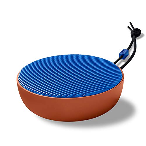 vifa City Bluetooth Altavoz con NFC, spritzwassergeschütz Terracotta Azul