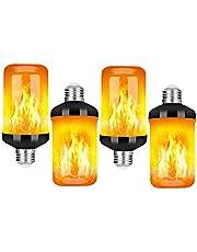 StillCool Lamp met vlammeneffect, E27, met flakkerend lichteffect, 4 W, flikkerlicht, voor binnen en buiten
