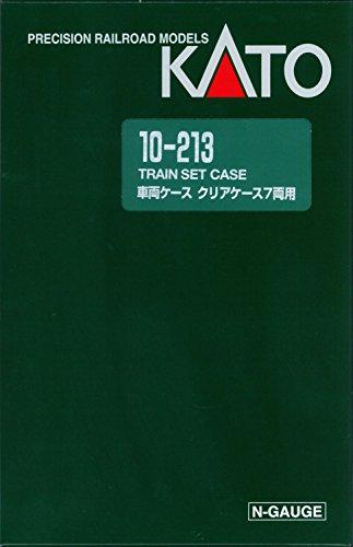 KATO Nゲージ 車両ケースD クリアケース 7両用 10-213 鉄道模型用品
