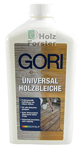 1L GORI 3061 Universal Holzbleiche farblos Entgrauer Aufheller