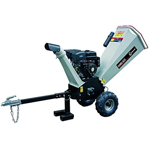 LUMAG RAMBO HC 15 PROFI Gartenhäcksler Schredder mit Benzin Motor ***NEU***