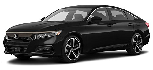 2018 Honda Accord Sport 1.5T, Manual Transmission, Crystal Black Pearl