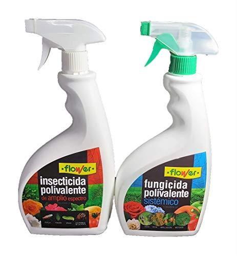Todo Cultivo Tratamiento fungicida-insecticida Plantas de Interior y macetas en Spray para...