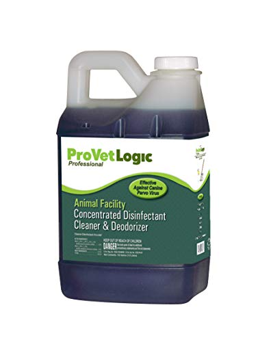 ProVetLogic Animal Facility Disinfectant Cleaner & Deodorizer (Concentrated) - 0.5 Gallon