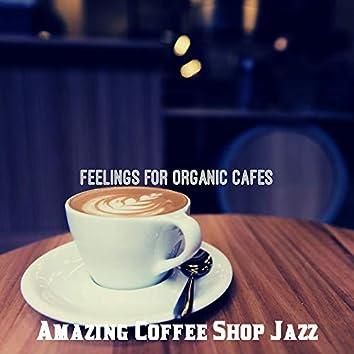 Feelings for Organic Cafes