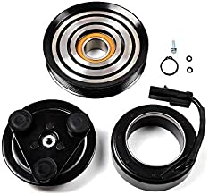 TUPARTS Air Conditioning Compressor and Clutch Assembly Replacement for J-eep Liberty for for D-odge Nitro 2006-2008