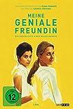 Meine geniale Freundin - Die Geschichte eines neuen Namens [3 DVDs]