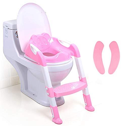 Poi De los niños del tocador de bebé Plegable WC bebé WC...
