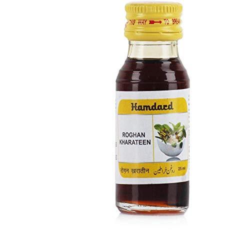 Hamdard Roghan Kharateen - 25 ml (Pack of 2)