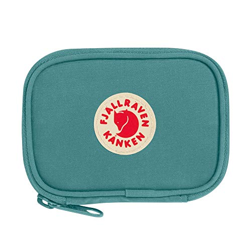 Fjallraven - Kanken Card Wallet for Everyday Use, Frost Green,One Size