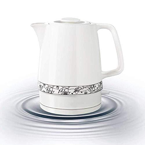 Caldera eléctrica de cerámica, Inalámbrico de agua de la tetera 1,7 litros,...