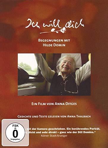Ich will Dich - Begegnungen mit Hilde Domin [Alemania] [DVD]