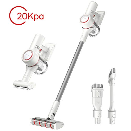 XIAOMI Dreame V9 Cordless Vacuum Cleaner, 20Kpa Powerful Strong Suction Cleaner, 450W Digital Motor Lithium Battery, 4 in 1 Stick Vacuum, Lightweight Handheld Vacuum Ultra, for Hardwood Carpet