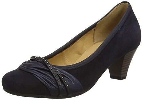 Gabor Shoes 45.481 Damen Pumps, Blau (36 pazifik/ocean),, 39 EU ( 6 UK )