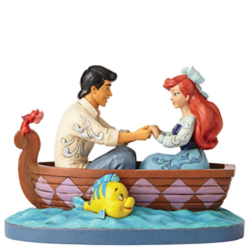 Disney Tradition Waiting For A Kiss (Ariel & Prince Eric Figur)