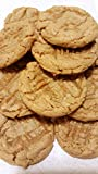 Peanut Butter Cookies ( you will receive 2 Dozen Cookies ) Baked Fresh to order