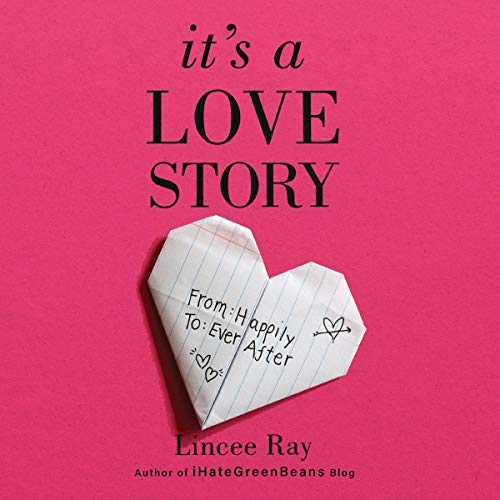 It's a Love Story audiobook cover art