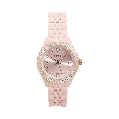 Stroili - So Classy 3H rosa con cinturino rosa ipr per Donna