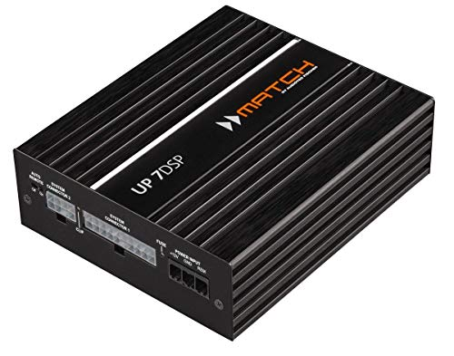 Helix/Match UP 7DSP - Match 7-Kanal Micro Verstärker mit 8-Kanal DSP