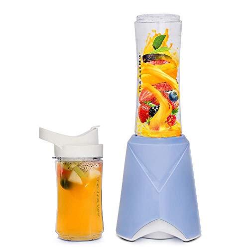 WHSS Máquinas de café Exprimidor Hogar Automático de Frutas Y Verduras Multi-función Mini Portátil Pequeño Frito de Jugo de la Copa de la Máquina de 300-600ml