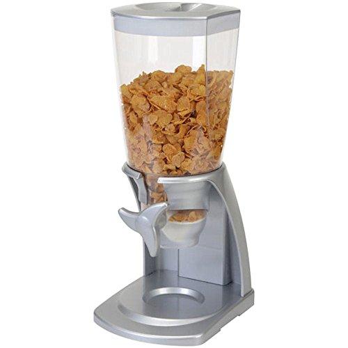 Distributeur de céréales Gris et transparent ABS La chaise longue 34-1K-007