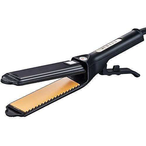 Jiamuxiangsi- elektrische multiplex barber shop speciale stijlplaat clip Corn Perm recht krullend haar dual use strijkplank vrouwelijke professionele multiplex -krulstaaf