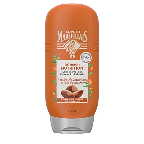 Le Petit Marseillais Après-Shampooing Nutrition...