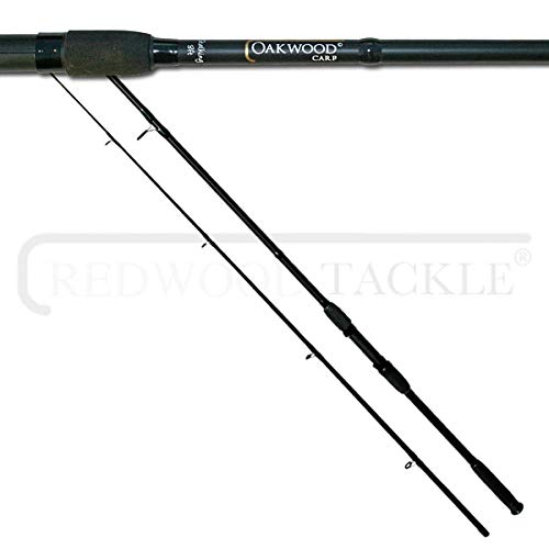 OAKWOOD CARP STALKER ROD - 6FT 2PC CARP STALKING FISHING ROD - CARP FISHING TACKLE