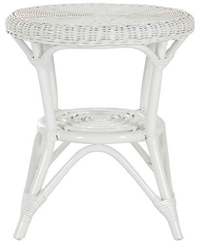 korb.outlet Table Ronde en rotin Ø 50 cm Table d'appoint Ronde et Basse Table à café