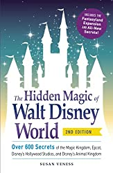 Walt Disney World Secrets Book. More Epcot Hidden Secrets and Tips on Amazon.