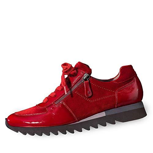 Paul Green Sneaker 4685-073 Größe 38.5 EU Chili/Rot