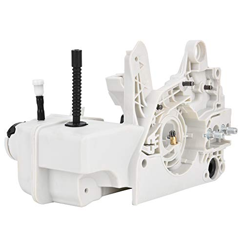 Jeffergarden Chainsaw Oil Gas Fuel Tank Kit Crankcase Tank Assembly for STIHL 021 023 025 MS230 MS250