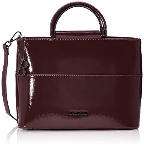 Bulaggi Damen Aster Handbag Rucksackhandtasche Rot (Wein Rot)