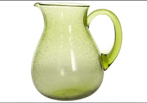 Andrea Fontebasso TOGNANA Caraffa Bubbles Green LT 2,4 CM 16,5X20,5