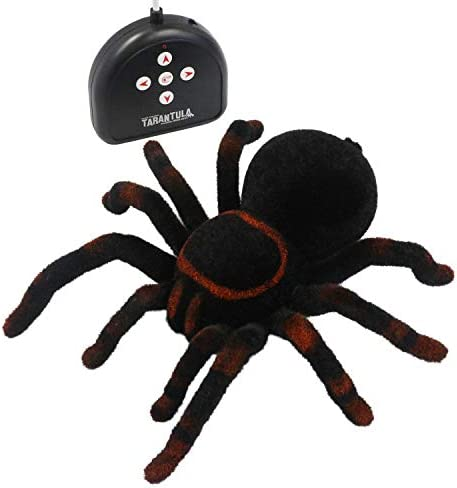 DJL Fun Realistic Giant 8 RC Tarantula 4 Way Spider Remote Control Toy product image