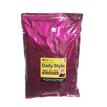 【獣医師開発】パピー子犬用(1歳未満) 1kg 無添加国産 鹿肉ドッグフード デイリースタイル(DailyStyle)(全犬種用)