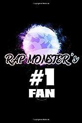 Rap Monster\'s #1 Fan: BTS Glowing Lightstick 120 Page 6 x 9
