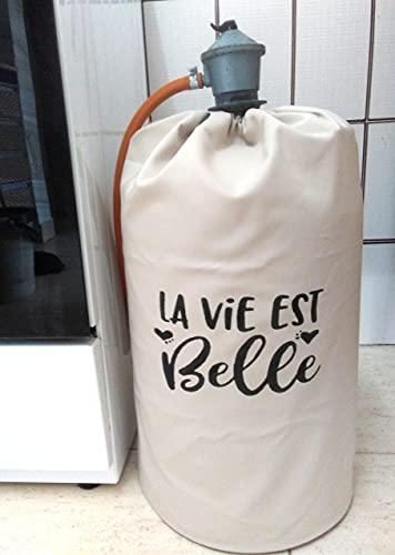 Funda para bombona de butano original La Vie Est Belle (Butano Cepsa)
