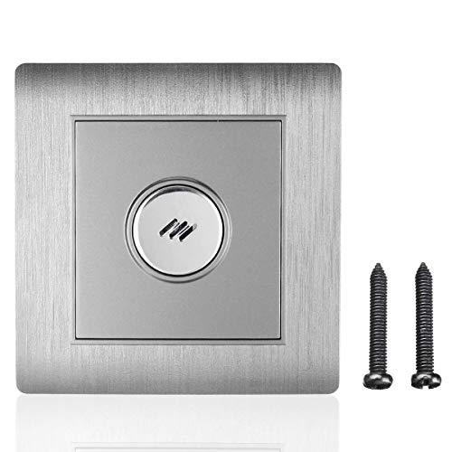 Interruptor toma PC AC 110~250V Control luz LED montaje