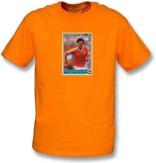 Marco Van Basten 1988 Holland Orange T-Shirt
