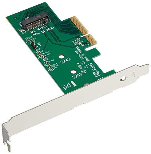 玄人志向 STANDARDシリーズ PCI-Express x4接続 M.2スロット増設インターフェースボード M.2-PCIE