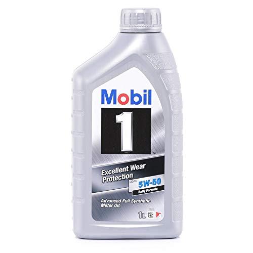 - - Mobil 1 FS X1 5W-50 5W50, olio per motore