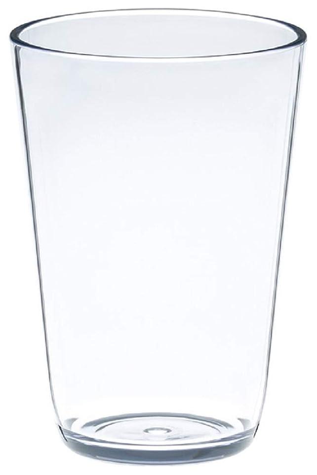 伝染病アドバンテージ私小森樹脂 食器 コップ クルール タンブラー クリア 450ml 日本製