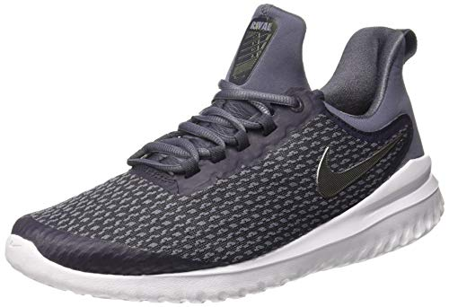 Nike Men's Renew Rival Grid/MTLC Pwtr Running Shoes-7UK 41EURO (AA7400-003)
