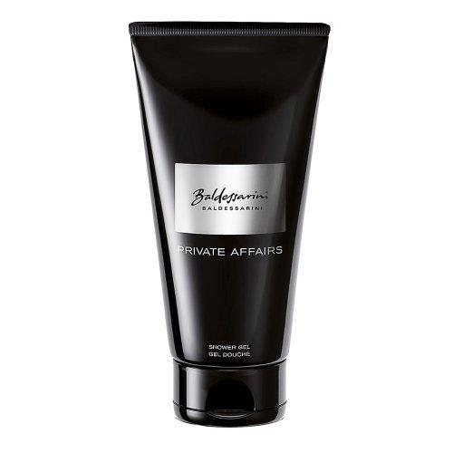 Baldessarini Private Affairs homme/men, Shower Gel, 1er Pack (1 x 150 ml)