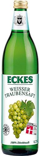 Eckes Traubensaft Weiss 0,75l EW