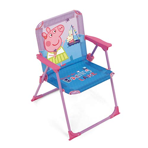 Peppa Pig Kinder Campingstuhl Klappstuhl Stuhl Sessel Gartenstuhl (Peppa Pig)