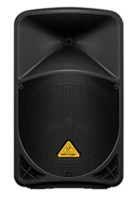 "Behringer Eurolive B112D Active 2-Way 12"" PA Speaker System with Wireless Option and Integrated Mixer from Behringer"