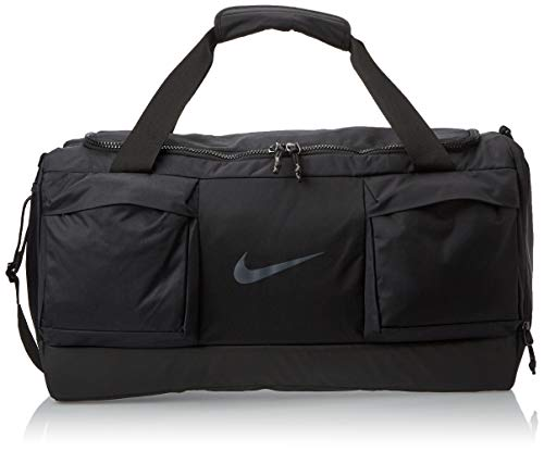 Nike Herren Trainingstasche Vapor Power, Black/Black/Black, One Size, BA5542-010