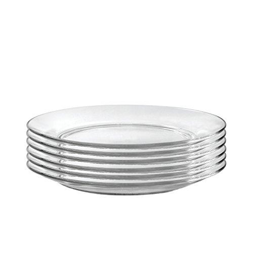 Duralex Made in France Lys Dinnerware 11 Inch Dinner Plate
